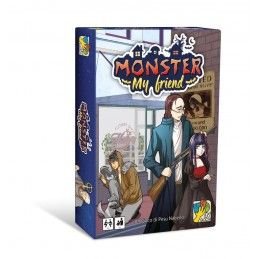 MONSTER MY FRIEND - GIOCO DA TAVOLO ITALIANO