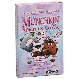 MUNCHKIN - ROMPI LE UOVA - GIOCO DA TAVOLO ITALIANO