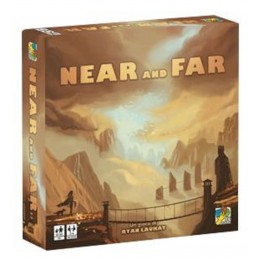 NEAR AND FAR - GIOCO DA TAVOLO ITALIANO