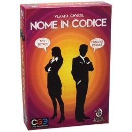 NOME IN CODICE - GIOCO DA TAVOLO ITALIANO  CRANIO CREATIONS