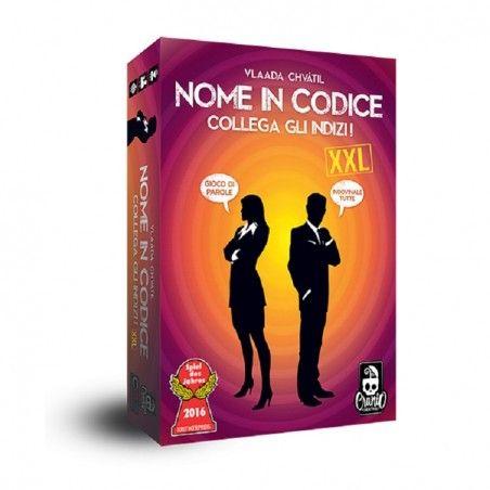 NOME IN CODICE XXL - GIOCO DA TAVOLO ITALIANO