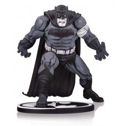 BATMAN BLACK AND WHITE BY KLAUS JANSON RESIN STATUE 25 CM FIGURE DC COLLECTIBLES