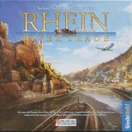 RHEIN RIVER TRADE - GIOCO DA TAVOLO ITALIANO
