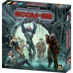ASMODEE ROOM 25 - SEASON 2 BIG BOX - GIOCO DA TAVOLO ITALIANO