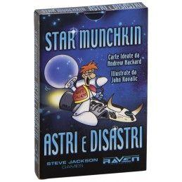 STAR MUNCHKIN - ASTRI E DISASTRI - GIOCO DA TAVOLO ITALIANO