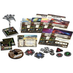 STAR WARS X-WING: PROTECTORATE STARFIGHTER - MINIATURE GIOCO DA TAVOLO ITALIANO