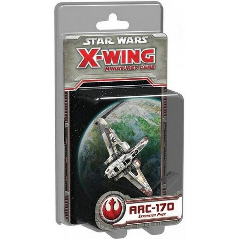 STAR WARS X-WING: ARC-170 - MINIATURE GIOCO DA TAVOLO ITALIANO