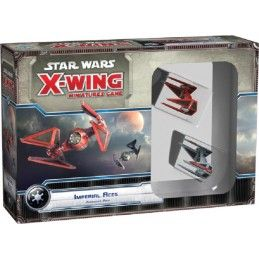 STAR WARS X-WING: IMPERIAL ACES - MINIATURE GIOCO DA TAVOLO ITALIANO