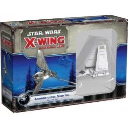 STAR WARS X-WING: LAMBDA-CLASS SHUTTLE - MINIATURE GIOCO DA TAVOLO ITALIANO