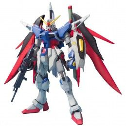 MASTER GRADE MG DESTINY GUNDAM Z.A.F.T. ZGMF-X42S 1/100 MODEL KIT ACTION FIGURE BANDAI