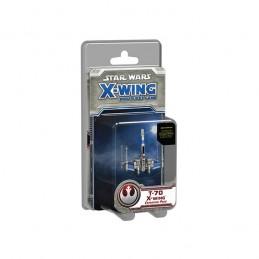 STAR WARS X-WING: T-70 X-WING - MINIATURE GIOCO DA TAVOLO ITALIANO  GIOCHI UNITI
