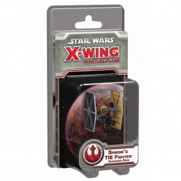 STAR WARS X-WING: SABINE'S TIE FIGHTER - MINIATURE GIOCO DA TAVOLO ITALIANO