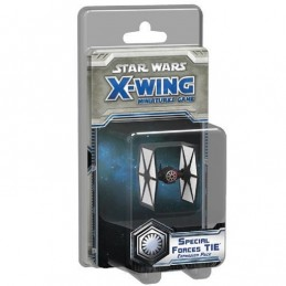 GIOCHI UNITI STAR WARS X-WING: SPECIAL FORCES TIE FIGHTER - MINIATURE GIOCO DA TAVOLO ITALIANO