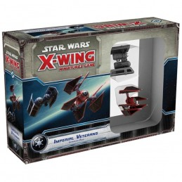 STAR WARS X-WING: IMPERIAL VETERANS - MINIATURE GIOCO DA TAVOLO ITALIANO