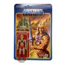 MASTERS OF THE UNIVERSE - HE-MAN ACTION FIGURE