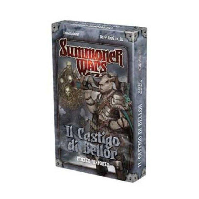 SUMMONER WARS - IL CASTIGO DI BELLOR - GIOCO DA TAVOLO IN ITALIANO