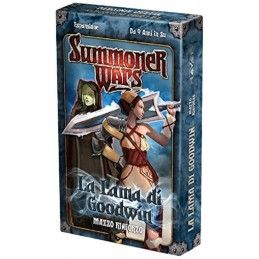 SUMMONER WARS - LA LAMA DI GOODWIN - GIOCO DA TAVOLO IN ITALIANO
