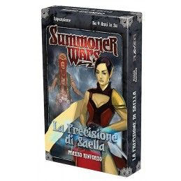 SUMMONER WARS - LA PRECISIONE DI SAELLA - GIOCO DA TAVOLO IN ITALIANO