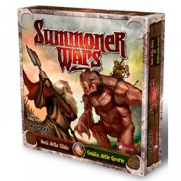 SUMMONER WARS - NANI VS GOBLIN - GIOCO DA TAVOLO IN ITALIANO