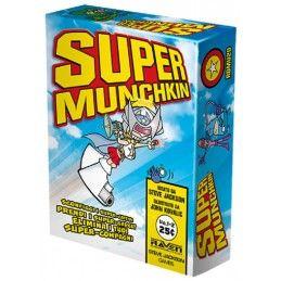 SUPER MUNCHKIN - GIOCO DA TAVOLO ITALIANO