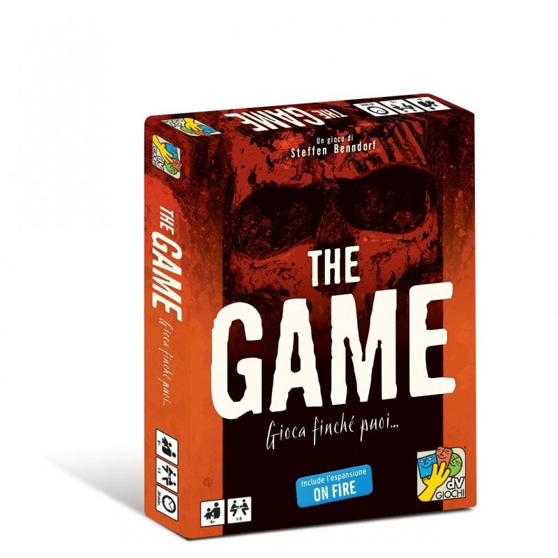 THE GAME - GIOCO DA TAVOLO ITALIANO