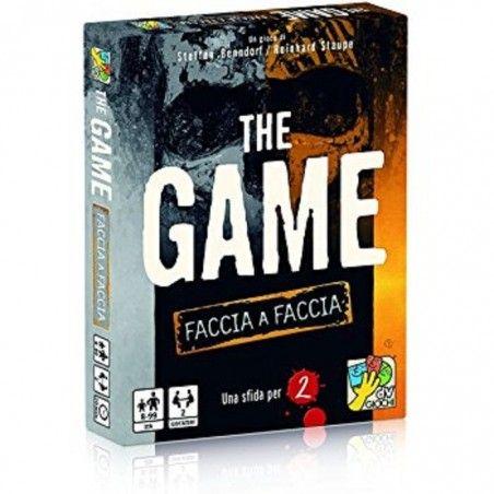 THE GAME - FACCIA A FACCIA - GIOCO DA TAVOLO ITALIANO