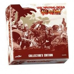 THE WALKING DEAD - ALL OUT WAR COLLECTOR'S EDITION - GIOCO DA TAVOLO ITALIANO