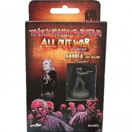 THE WALKING DEAD - ALL OUT WAR ESPANSIONE ANDREA - GIOCO DA TAVOLO ITALIANO