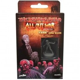 THE WALKING DEAD - ALL OUT WAR ESPANSIONE CAROL - GIOCO DA TAVOLO ITALIANO