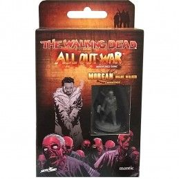 THE WALKING DEAD - ALL OUT WAR ESPANSIONE MORGAN - GIOCO DA TAVOLO ITALIANO