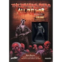 THE WALKING DEAD - ALL OUT WAR ESPANSIONE SHANE - GIOCO DA TAVOLO ITALIANO