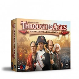 THROUGH THE AGES - GIOCO DA TAVOLO ITALIANO