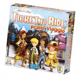 TICKET TO RIDE PRIMO VIAGGIO - GIOCO DA TAVOLO