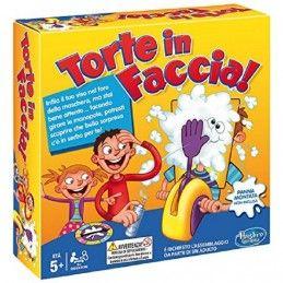 TORTE IN FACCIA! - GIOCO DA TAVOLO IN ITALIANO