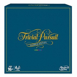 TRIVIAL PURSUIT - GIOCO DA TAVOLO IN ITALIANO