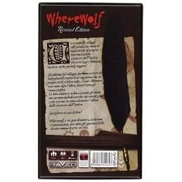 WHEREWOLF REVISED - GIOCO DA TAVOLO IN ITALIANO