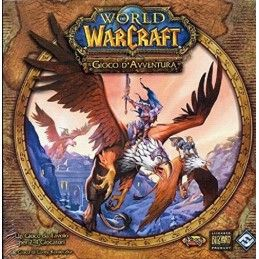 GIOCHI UNITI WORLD OF WARCRAFT - GIOCO DA TAVOLO IN ITALIANO