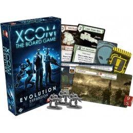 X-COM: EVOLUTION - GIOCO DA TAVOLO IN ITALIANO