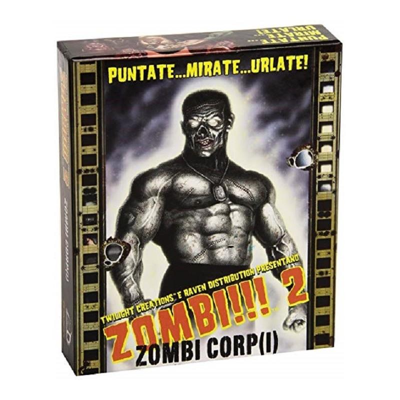 ZOMBI!!! 2 - ZOMBI CORP(I) - GIOCO DA TAVOLO ITALIANO