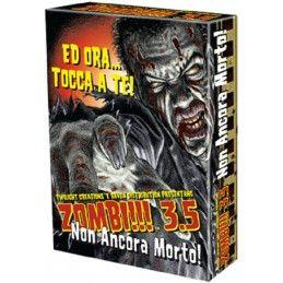 ZOMBI!!! 3.5 - NON ANCORA MORTO! - GIOCO DA TAVOLO ITALIANO