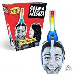 CALMA E SANGUE FREDDO! - GIOCO DA TAVOLO ITALIANO HASBRO