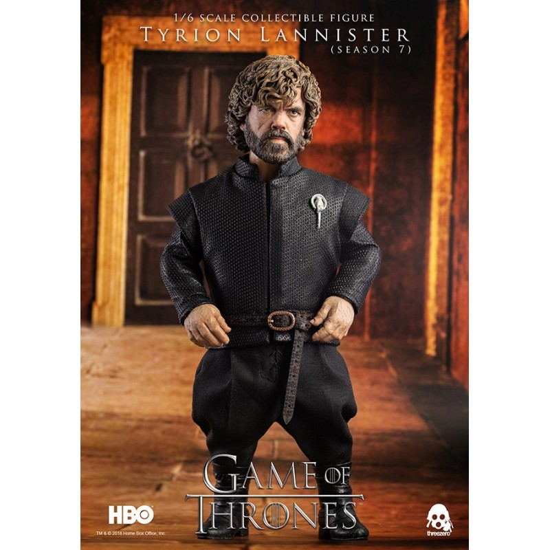 GAME OF THRONES - TYRION LANNISTER SEASON 7 22 CM ACTION FIGURE