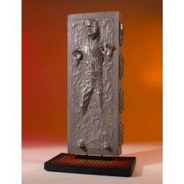 STAR WARS HAN SOLO IN CARBONITE COLLECTOR GALLERY RESIN STATUE 25CM FIGURE GENTLE GIANT