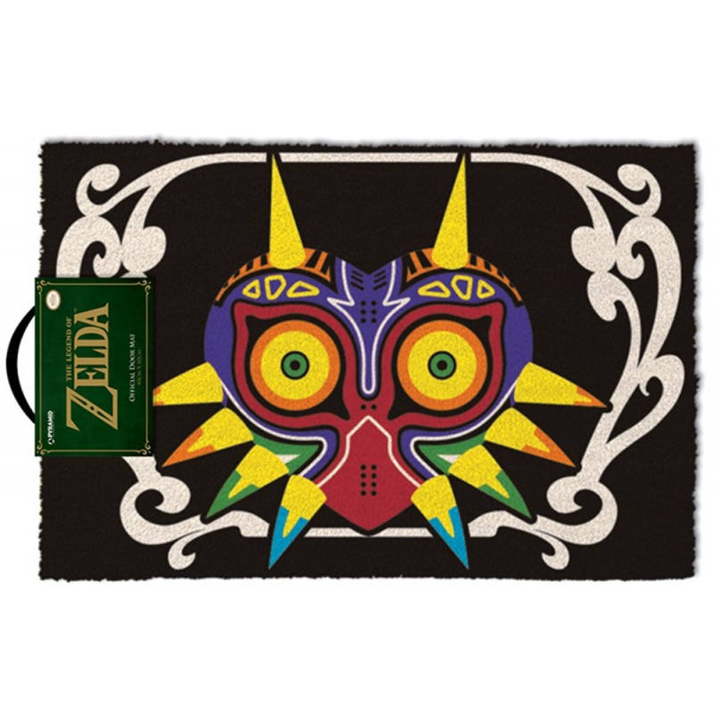 1cb308f4ec THE LEGEND OF ZELDA - MAJORA MASK DOORMAT ZERBINO 40X60CM