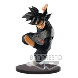 BANPRESTO DRAGON BALL SUPER BLACK GOKU FES 21 CM STATUE FIGURE