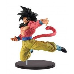 DRAGON BALL SUPER SAIYAN 4 GOKU FES 21 CM STATUE FIGURE BANPRESTO