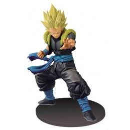 BANPRESTO SUPER DRAGON BALL HEROES SUPER SAIYAN GOGETA XENO 18 CM STATUE FIGURE