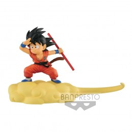 BANPRESTO DRAGON BALL KINTOUN GOKU ON NIMBUS 13 CM STATUE FIGURE