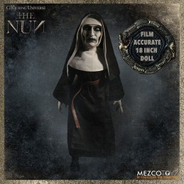 THE CONJURING UNIVERSE - THE NUN CLOTH 18 INCH DOLL ACTION FIGURE