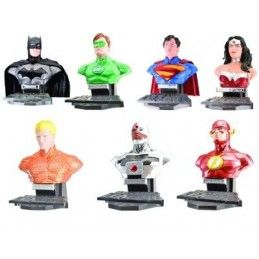 HAPPY WELL JUSTICE LEAGUE THE NEW 52 - BATMAN 3D PUZZLE